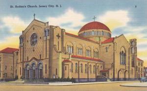 St. Aedan's Church, Jersey City, New Jersey, 30-40s