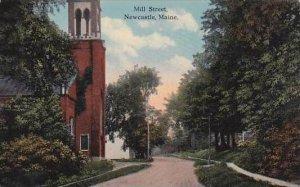 Maine Newcastle Mill Street