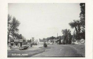 RP: OUTING , Minnesota , 1930-40s Street
