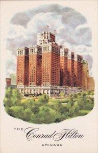 The Conrad Hilton Chicago Illinois