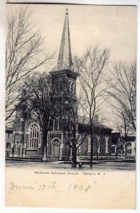 Methodist Episcopal Church, Palmyra NY