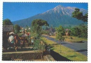 Besakih-Bali, Mt Agung, 1960s