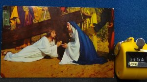 STD Black Hills Passion Play Mary Meets Her Son Lake Wells Florida Unposted