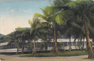 Panama Colon Lincoln House For White Bachelors 1924