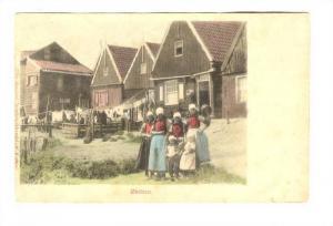 Scene, Women, Marken (North Holland), Netherlands, 1900-1910s