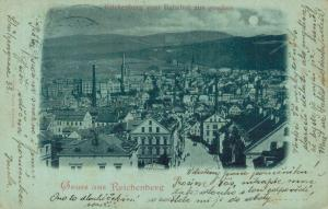 Czech Republic Gruss aus Reichenberg 02.33
