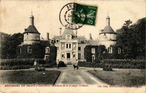 CPA Environs de Saint-Fargeau - Chateau de la Grange Arthuis FRANCE (961263)