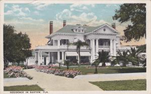 Residence In BARTOW, Florida, 1910-1920s