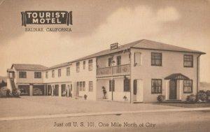 SALINAS , California , 1930-40s ; Tourist Motel