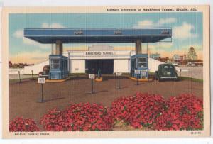Entrance Bankhead Tennel, Mobile AL