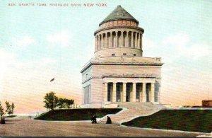 New York City Riverside Drive General Grant's Tomb