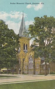 ANNISTON, Alabama, 1930-40s; Parker Memorial Church