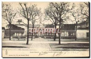 Postcard Old Saint Mande Hospice Lenoir Jousserand