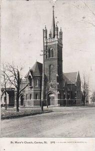 St. Mary's Church, Canton, Illinois,  00-10