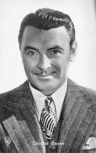 George Brent Irish stage, film, and television actor in American cinema