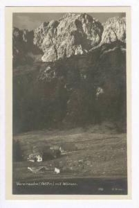 RP  Vereinsalm (1407m) mit Worner, Deutsche Heimatbilder, Germany, 00-10s
