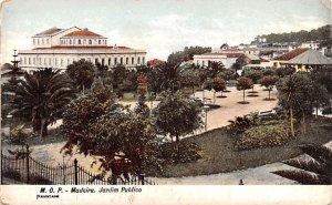 Jardim Publics Madeira Spain Unused