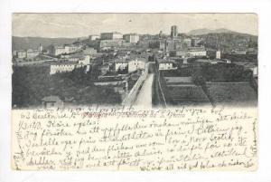Perugia, Italy, PU-1910, Panorama