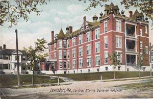 Maine Lewiston Central Maine General Hospital