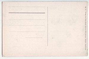 P1215 old unused postcard now Das Museum Goldenes Dachl in Innsbruck austria