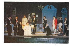 Allenberry Players Anastasia Boiling Springs Pa Theater Playhouse Postcard