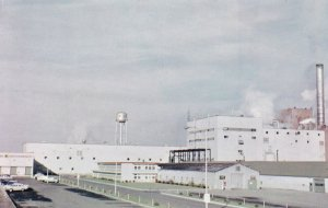 TROIS-RIVIERES , Quebec , Canada , 50-60s ; Castel des pres
