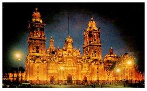 Mexico  La Catedral de Mexico