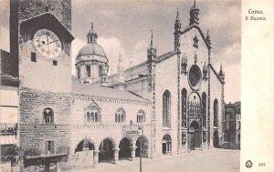 Como II Duomo Italy Unused