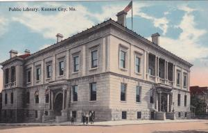 KANSAS CITY , Kansas , 00-10s; Public Library