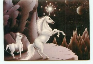 White Unicorn Andy Mack Cumulus Cuties