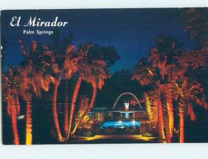 Pre-1980 ELM MIRADOR HOTEL Palm Springs - Near Anaheim & Los Angeles CA B2117