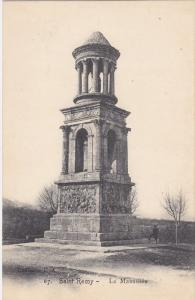SAINT REMY, Marne, France, 1900-1910´s; Le Mausolee