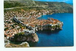 Postcard Croatia Hotel de Luxe Dubrovnik Cavtat Aerial View  # 3481A