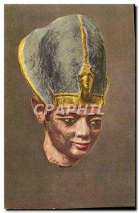 Postcard Ancient Egypt King Ramses II Egypt