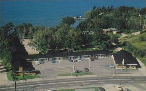 Imperial Motor Hotel & Dining Room , NORTH BAY , Ontario , Canada , 40-60s