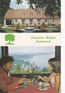 2-Views, Queenston Heights Restaurant, Six Miles North Of Niagara Falls, Onta...