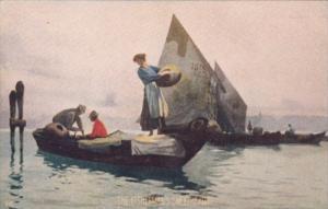 The Fisherman's Sweetheart