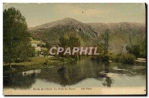 Postcard Old Clecy edges of Orne Sugar Loaf