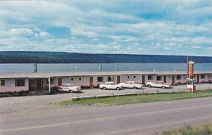 Exterior,  Lac La Hache, Hwy 97, B.C., Canada,  40-60s