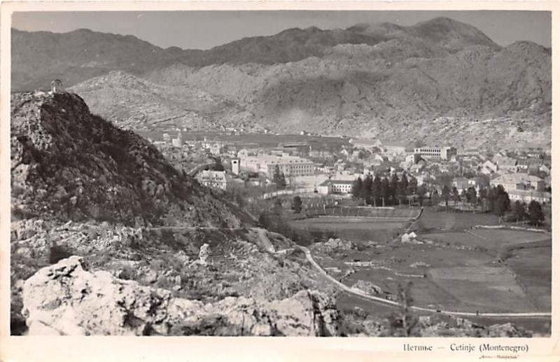 Ecuador, Republica del Ecuador Cetinje Montenegro  Cetinje Montenegro