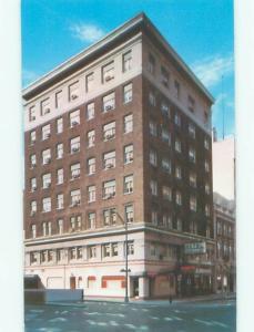 Pre-1980 CADILLAC HOTEL Rochester New York NY W5307-12
