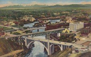 SPOKANE , Washington , 1930-40s