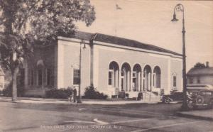 SOMERVILLE , New Jersey , 1944 ; United States Post Office