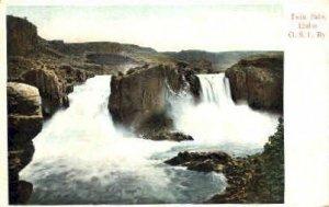 O.S.L. Ry. - Twin Falls, Idaho ID