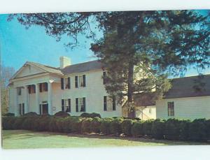 Unused Pre-1980 FORT HILL AT CLEMSON COLLEGE Clemson South Carolina SC L8497