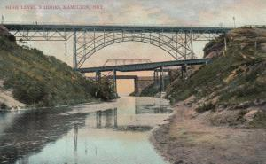 HAMILTON , Ontario , 1900-10s ; High Level Bridges