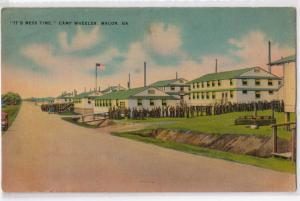 Camp Wheeler, Macon GA