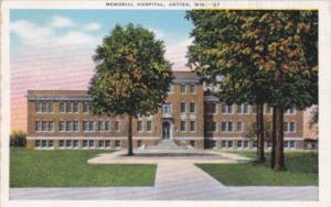 Wisconsin Antigo Memorial Hospital 1950