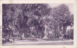 Massachusetts Springfield Court Square 1903