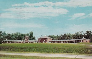 THOMASVILLE , North Carolina , PU-1962 ; Sheraton Motor Inn & Restaurant